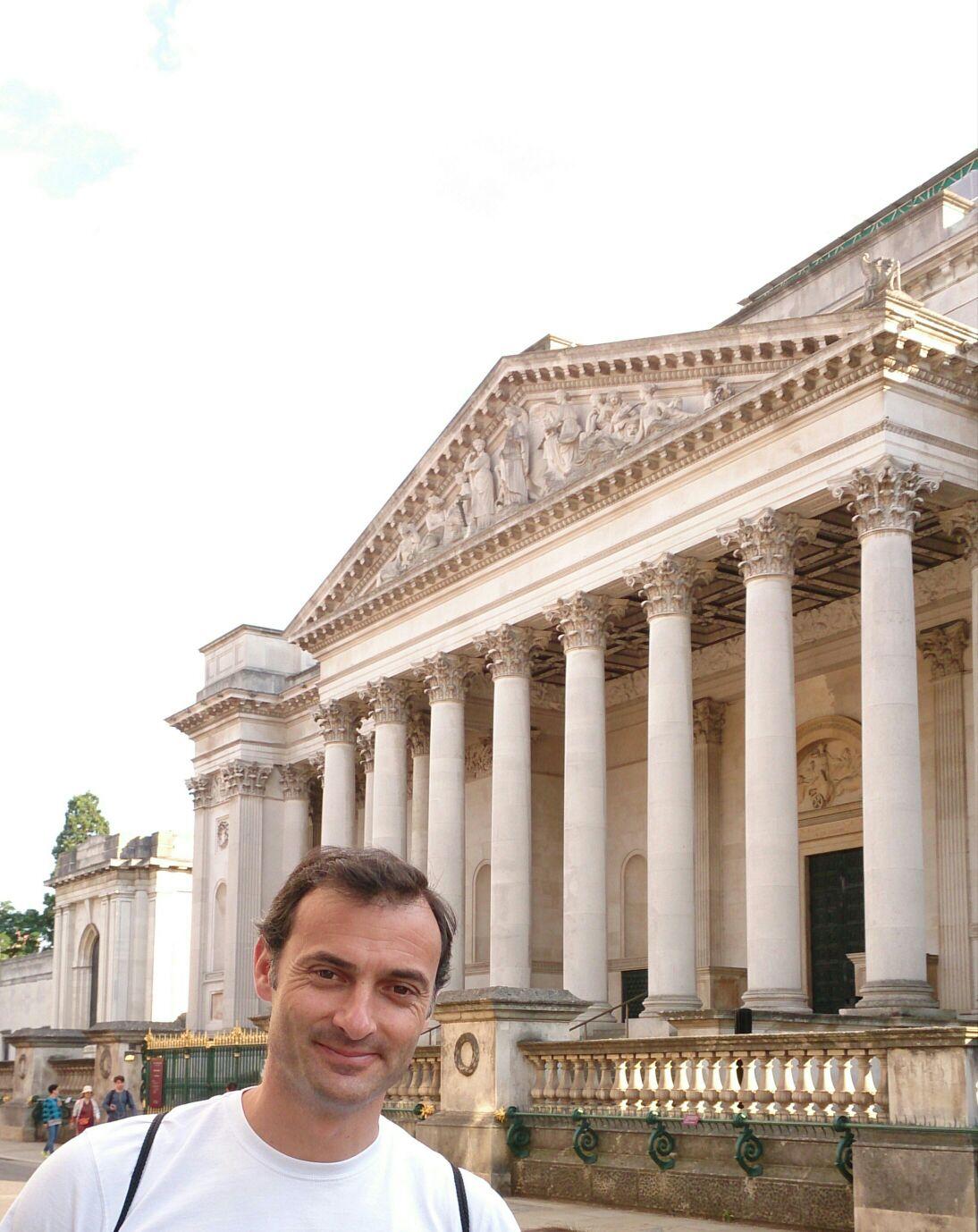 Curso Executive en Cambridge – Pablo Sanchez Del Valle